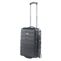 CarryOn Transfer Handbagage 2 Wheel Trolley 55 Black