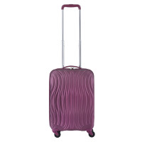 CarryOn Wave Trolley 55 Aubergine