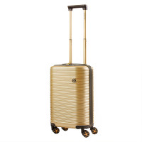 CarryOn BlingBling Handbagage Spinner 55 Champagne