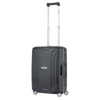 CarryOn Steward Handbagage Spinner 55 Black