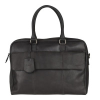 Burkely On The Move Laptopbag 15'' Flap Black
