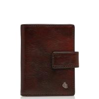 Castelijn & Beerens Rien RFID Mini Wallet Cognac