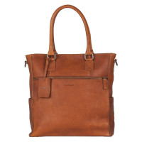 Burkely Antique Avery Shopper Cognac 521756