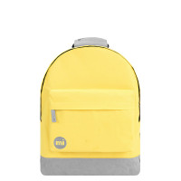 Mi-Pac Mini Rugzak Classic Pastel Lemon/Light Grey