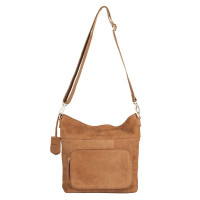 Burkely Mono Maddy Cross Body Schoudertas Camel 531924