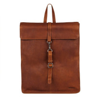Burkely Antique Avery Backpack Cognac 536656