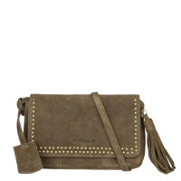 Burkely Festival X-Over Studs Olive Green 537825