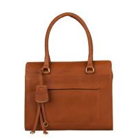 Burkely Sylvie Star Handbag S Cognac 538236