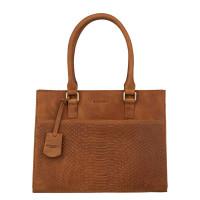 Burkely Hunt Hailey Handbag S Cognac 539029