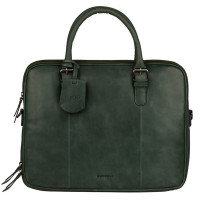 Burkely Lois Lane Workbag Bottle Green 539471