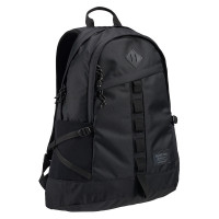 Burton Shackford Pack Rugzak True Black Twill
