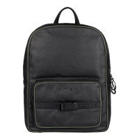 "Burkely Rebel Reese Laptop Backpack 15.6"" Black"