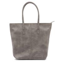 Zebra Trends Natural Bag Kartel Shopper Paradox Grey 557707