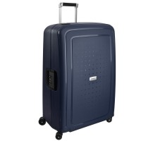 Samsonite S'Cure Deluxe Spinner 81 Midnight Blue
