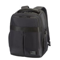 "Samsonite Cityvibe Laptop Backpack 13-14"" Expandable Jet Black"