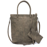 Zebra Trends Natural Bag Kartel Rits Fearless Army 600077