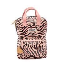 Zebra Trends Kinder Rugzak S Stripes Pink
