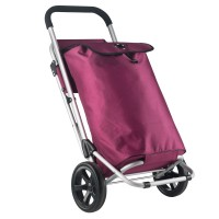CarryOn Shopping Cruiser Shop & Relax Fuchsia