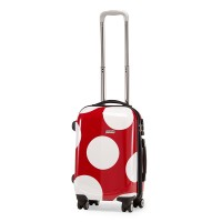 Claymore Fashion Dots Trolley 48 Red