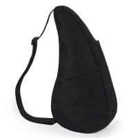 The Healthy Back Bag The Classic Collection Textured Nylon M Black
