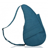 The Healthy Back Bag The Classic Collection Textured Nylon M iPad Turkish Blue
