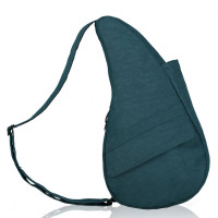 The Healthy Back Bag The Classic Collection Textured Nylon S Lagoon