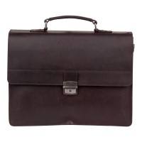 Burkely Vintage Dean Briefcase 3 Brown 637922