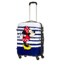 American Tourister Disney Legends Spinner 65 Alfatwist Minnie Kiss