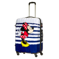 American Tourister Disney Legends Spinner 75 Alfatwist Minnie Kiss