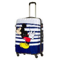 American Tourister Disney Legends Spinner 75 Alfatwist Mickey Kiss