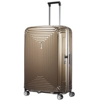 Samsonite Neopulse Spinner 75 Metallic Sand