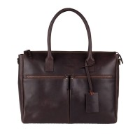 Burkely Vintage Valerie Laptop Bag Brown 698822