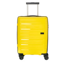 Travelite Kosmos 4 Wheel Trolley S Yellow
