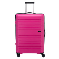 Travelite Kosmos 4 Wheel Trolley L Rose Pink