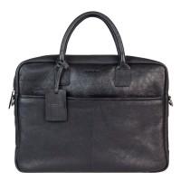 "Burkely Antique Avery Laptopbag 15"" Black 740956"