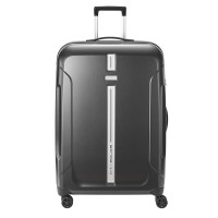 Travelite Gino 4 Wheel trolley L Anthracite