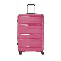 Travelite Motion 4 Wheel Trolley L Rose