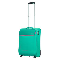 American Tourister Funshine Upright 55 Aqua Green