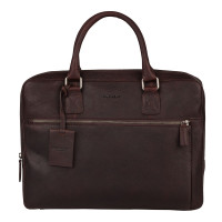 "Burkely Antique Avery Laptopbag 13.3"" Brown"