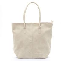 Zebra Trends Natural Bag Kartel Rits Light Grey