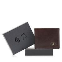 Castelijn & Beerens Giftbox Billfold Mocca