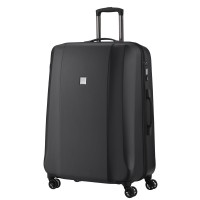 Titan Xenon Deluxe 4 Wheel Trolley L Graphite