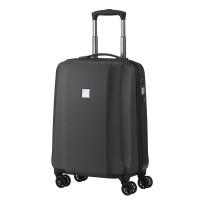 Titan Xenon Deluxe 4 Wheel Trolley S Graphite