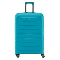 Titan Limit 4 Wheel Trolley L Aqua Blue
