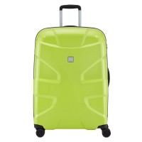 Titan X2 Flash 4 Wheel Trolley L Lime Green