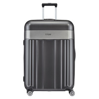 Titan Spotlight Flash 4 Wheel Trolley L Anthracite