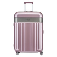 Titan Spotlight Flash 4 Wheel Trolley L Wild Rose