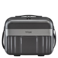 Titan Spotlight Flash Beautycase Anthracite