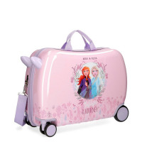 Disney Rolling Suitcase 4 Wheels Frozen II In The Journey