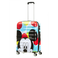 American Tourister Wavebreaker Disney Spinner 67 Mickey Close-Up